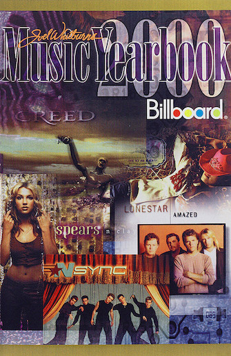 Product Cover for 2000 Billboard Music Yearbook