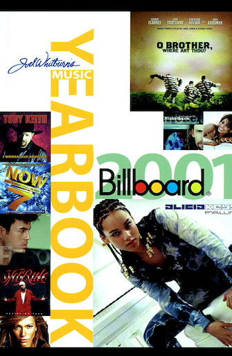 Product Cover for 2001 Billboard Music Yearbook