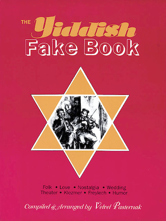 Product Cover for The Yiddish Fake Book