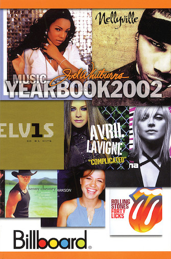 Product Cover for 2002 Billboard Music Yearbook
