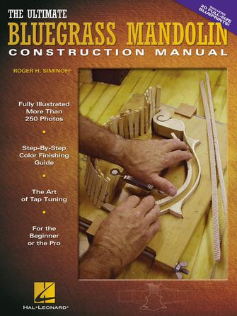 Product Cover for The Ultimate Bluegrass Mandolin Construction Manual