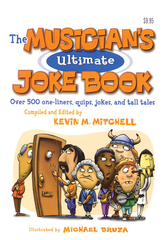 Product Cover for The Musician's Ultimate Joke Book