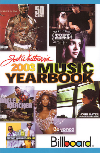 Product Cover for 2003 Billboard Music Yearbook