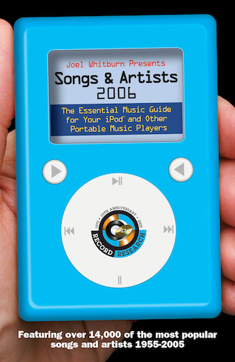 Product Cover for Joel Whitburn Presents Songs & Artists 2006
