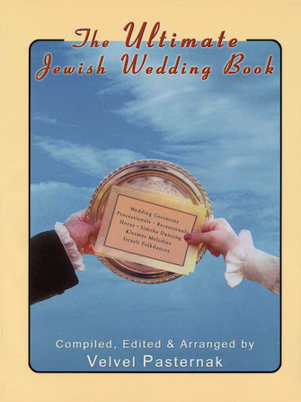 Product Cover for The Ultimate Jewish Wedding Book