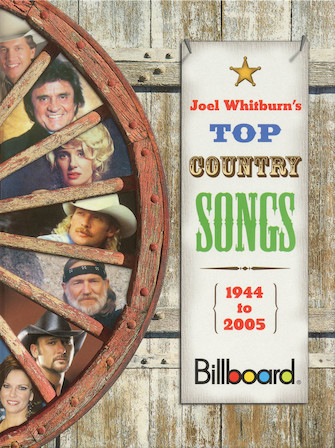Product Cover for Billboard® Presents Joel Whitburn's Top Country Songs 1944-2005