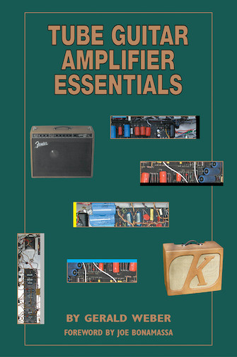 Product Cover for Tube Guitar Amplifier Essentials