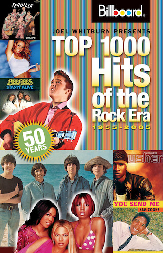 Product Cover for Billboard's Top 1000 Hits of the Rock Era – 1955-2005