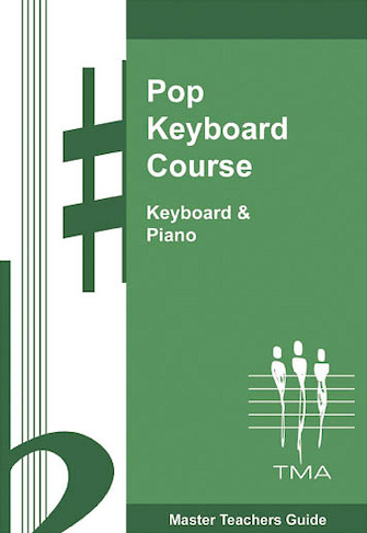 Product Cover for Tritone Master Teachers Guide – Pop Keyboard Classroom Method
