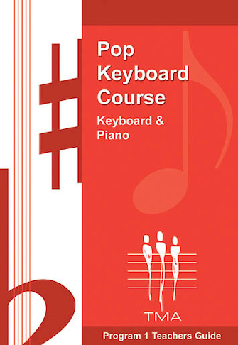 Product Cover for Tritone Teacher Guide – Pop Keyboard Program 1