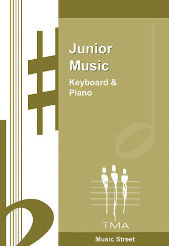 Product Cover for Tritone Teachers Guide – Music Street Junior Program