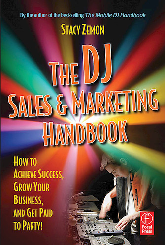 Product Cover for The DJ Sales and Marketing Handbook