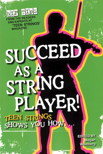Product Cover for Succeed as a String Player