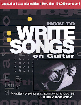 Product Cover for How to Write Songs on Guitar