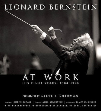 Leonard Bernstein at Work
