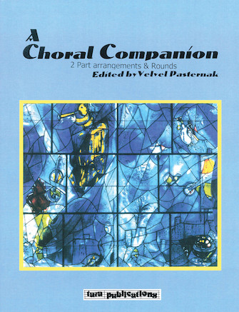 Product Cover for A Choral Companion
