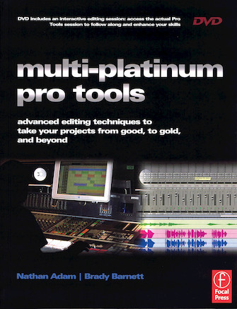 Product Cover for Multi-Platinum Pro Tools