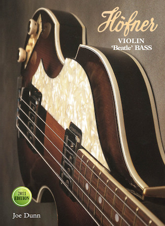 "Product Cover for Höfner Violin ""Beatle"" Bass – 2011 Edition"