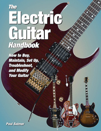 Product Cover for The Electric Guitar Handbook