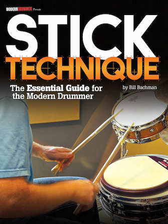 Product Cover for Modern Drummer Presents Stick Technique