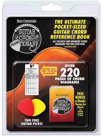 Product Cover for Guitar Chord Pickin'Tionary