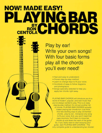 Product Cover for Playing Bar Chords
