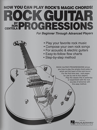 Product Cover for Rock Guitar Progressions