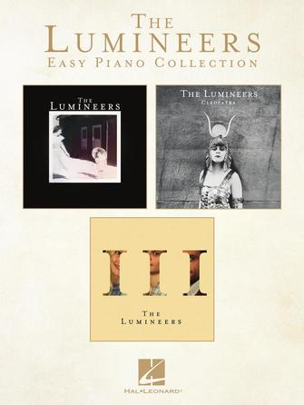 Product Cover for The Lumineers – Easy Piano Collection