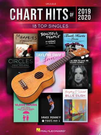 Product Cover for Chart Hits of 2019-2020 for Ukulele
