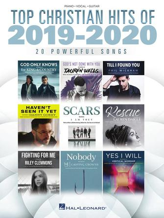 Product Cover for Top Christian Hits of 2019-2020