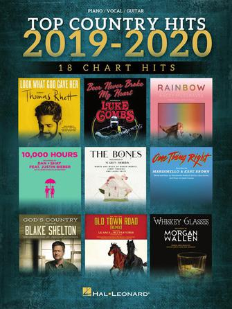 Top Country Hits of 2019-2020