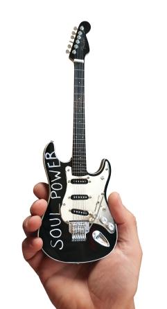 Product Cover for Tom Morello Soul Power Mini Guitar Replica