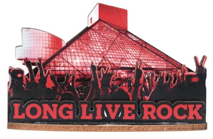 Rock and Roll Hall of Fame Magnet