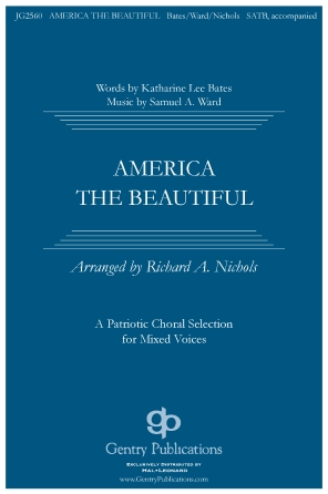 Product Cover for America the Beautiful