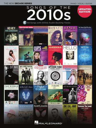 Songs of the 2010s Updated Edition