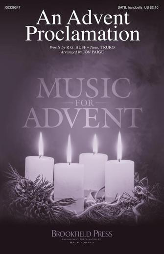 Product Cover for An Advent Proclamation