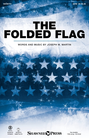 Product Cover for The Folded Flag