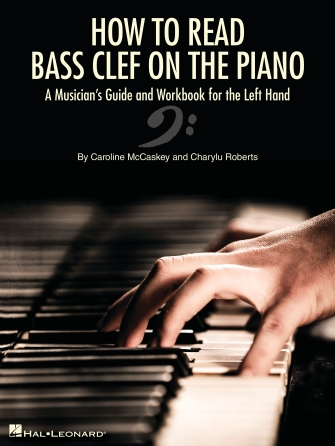 Product Cover for How to Read Bass Clef on the Piano