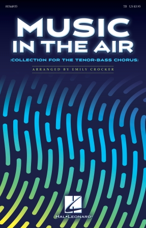 Music in the Air (Collection for the Tenor-Bass Chorus)
