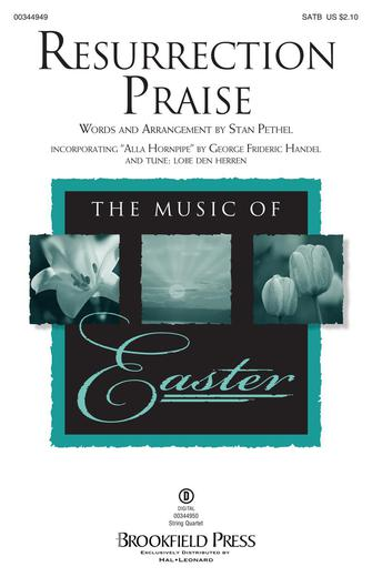 Product Cover for Resurrection Praise