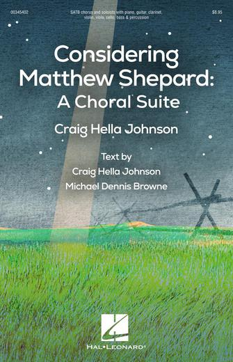 Product Cover for Considering Matthew Shepard: A Choral Suite
