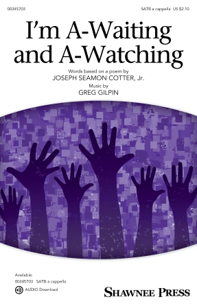 Product Cover for I'm A-Waiting and A-Watching