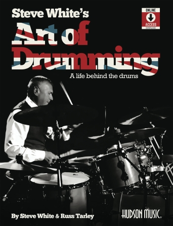 Product Cover for Steve White's Art of Drumming: A Life Behind the Drums