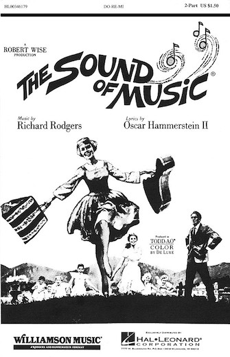 Do-Re-Mi : 2-Part : Clay Warnick : Richard Rodgers : The Sound Of Music : Sheet Music : 00346179 : 073999461794