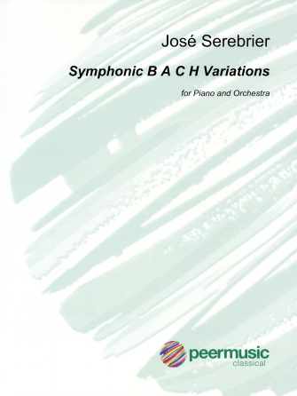 Product Cover for Symphonic B A C H Variations