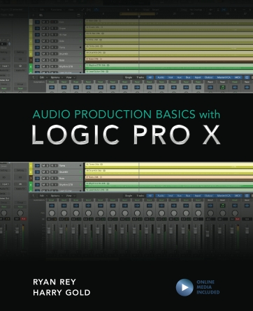 Product Cover for Audio Production Basics with Logic Pro X