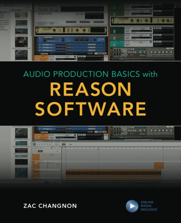 Product Cover for Audio Production Basics with Reason Software