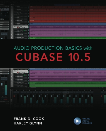 Product Cover for Audio Production Basics with Cubase 10.5