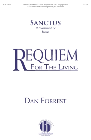 Product Cover for Sanctus (from Requiem for the Living)
