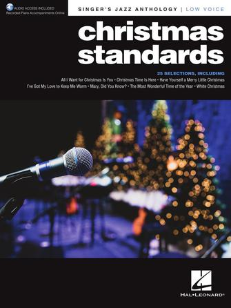 Product Cover for Christmas Standards